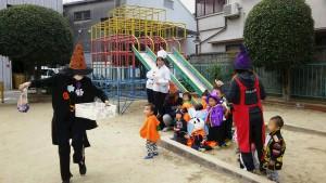 ハロウィン魔女2